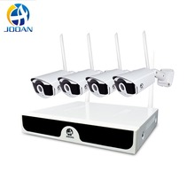 Jooan Array HD Home WiFi Wireless Security Camera System 8CH NVR Kit 1080P CCTV WIFI Outdoor Full HD NVR Surveillance Kit H.265