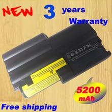 5200mAh Battery For IBM Thinkpad T30 02K7034 02K7037 02K7038 02K7050 02K7072 02K7051 02K7073
