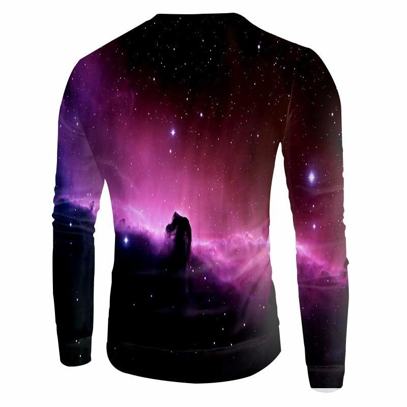 09dcdc933cc1 OGKB Men Women s 3D Sweatshirt Print Galaxy Space Hoodies Autumn Winter  Hiphop Long Sleeve Crewneck Pullovers Jumper Sweats 5XL-in Hoodies    Sweatshirts ...