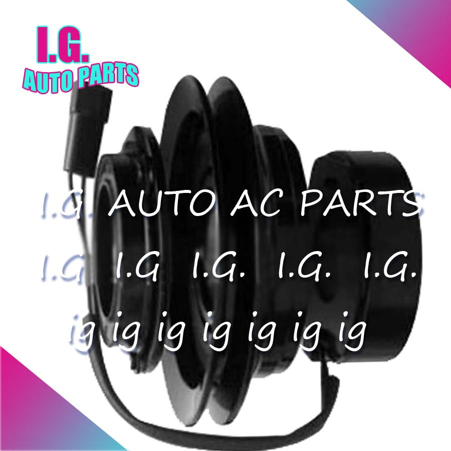 brand new car air conditioning electromagnetic Clutch For Car Chrysler 300M / Le Baron / Convertible 12V 1A Bearing Size 305222 цена