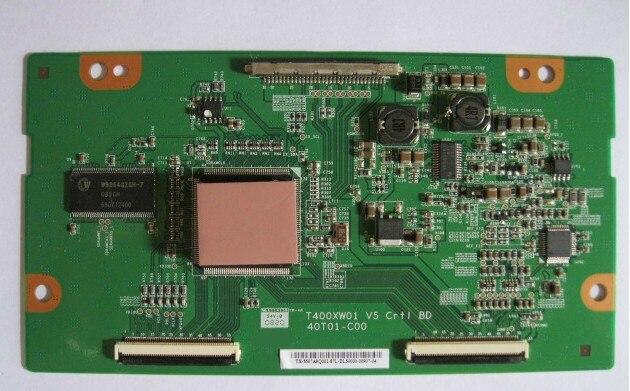 1 Stücke Original Für La40a350c1 Logic Board T400xw01 V5 40t01-c00 Up-To-Date-Styling