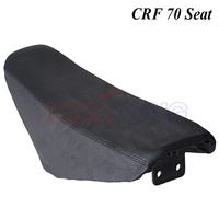 CRF70 brand new black seat motocycle dirt pit bike parts for crf 70 70cc