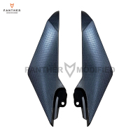 Motorcycle Gas Tank Side Cover Trim Cowl Moto Side Fairing case for YAMAHA YZF R6 R6R 2008 2009 2010 2011 2012 2013 2014 2015