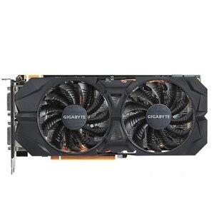 Image 2 - Gigabyte GTX 960 OC 2GB GT960 GTX960 2G D5 DDR5 128 Bit nVIDIA bilgisayar masaüstü PCI Express 3.0 bilgisayar Grafik Kartları