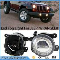 LED Fog Light Driving Light DRL LED Front Lamp For CHRYSLER 300 CHRYSLER PT CRUISER CHRYSLER