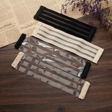 Elastic Three-layer Transparent Belt Stretchable 4 Colors 24-31cm Extension Buckle Bra