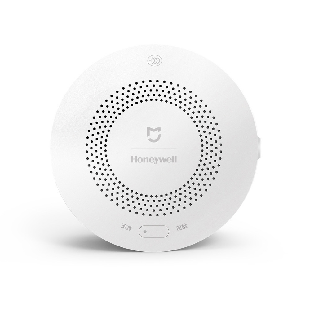 Xiaomi MIJIA Honey-well Aqara Gas Alarm Detector Fire Protection Remote Alert Smart Home Kit Smoke Alert Support Gateway Hub (5)