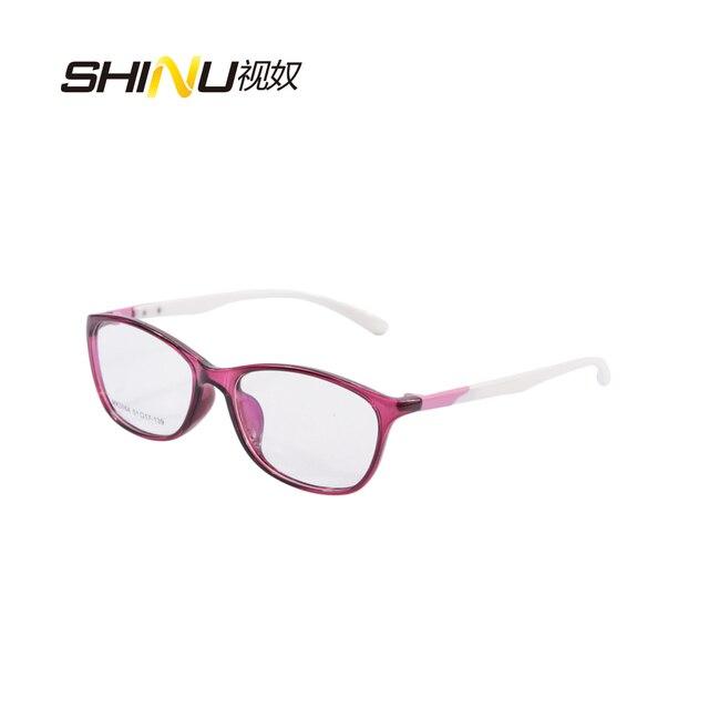 63516d9686a29 Moda Óculos de Armação de Alta Qualidade TR90 Armações de Óculos de Olho  Para As Mulheres