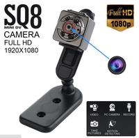 SQ8 Mini Camera Micro Motion Sensor Camera Full HD 1080P DV 720P DVR Camera Small Infrared