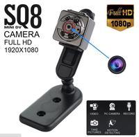 SQ8 Mini Camera Micro Motion Sensor Camera Full HD 1080P DV 720P DVR Camera Small Infrared