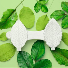 Leaf Shaped Patisserie Fondant Cake Mold Silicone Molde For Cakes Baking Tools