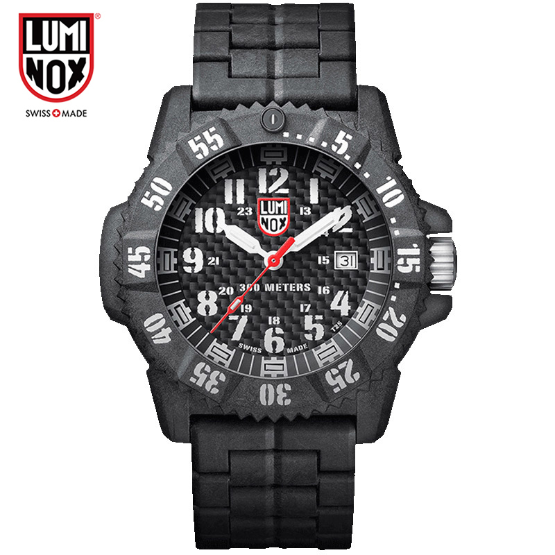 купить Luminox Made in Switzerland XS.3802 Sea series outdoor sports waterproof luminous quartz male watch по цене 36756.05 рублей