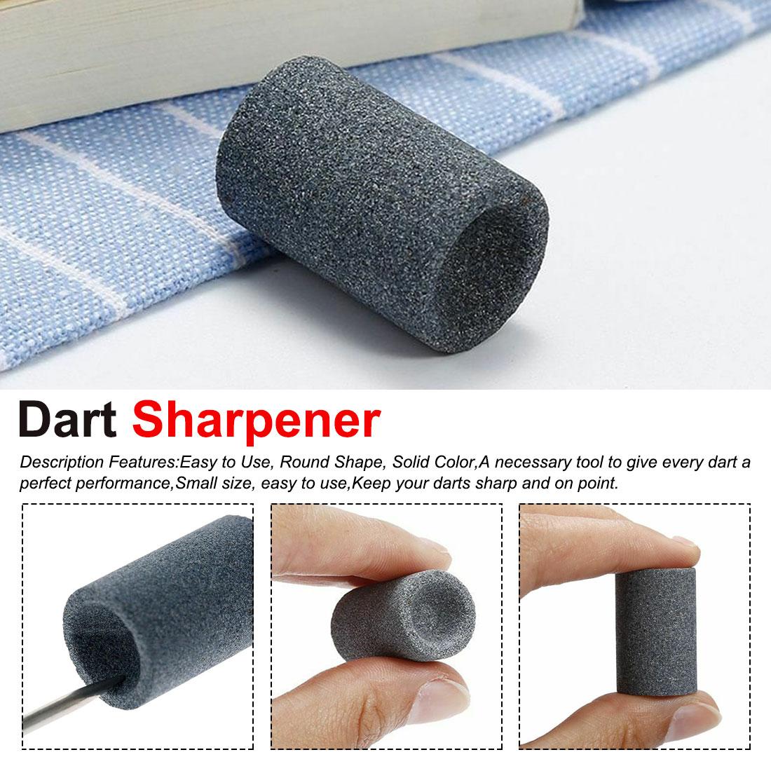 Sandstone Steel Tip Nidle Darts Sharpener Sharpening Make Sharp Darts Wholesale
