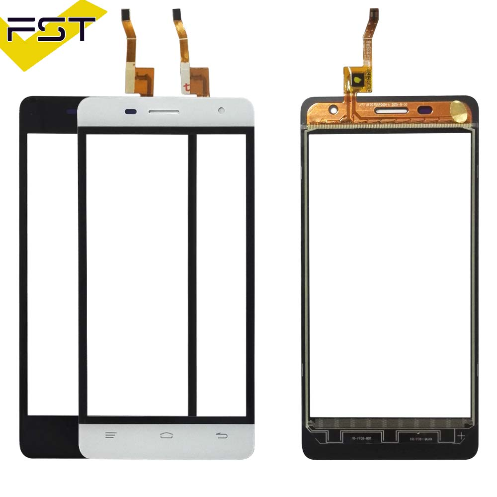 Mobile Phone Touchscreen For OUKITEL K4000 Pro Touch Screen Digitizer Panel Sensor Replacement Without LCD+Tools