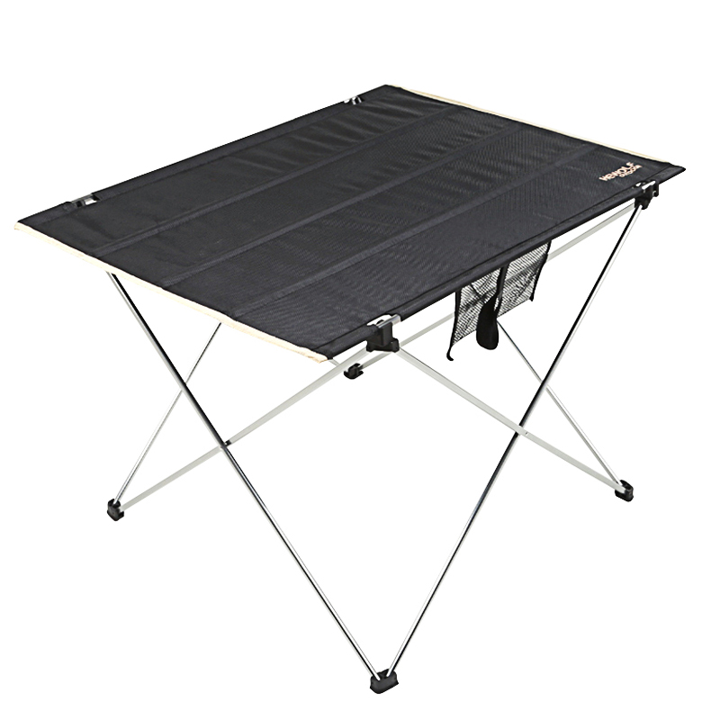 Fishing Tools Ultralight Portable Folding Table Car Camping Picnic Table Outdoor Leisure Barbecue Aluminum Alloy Mini Rectangle