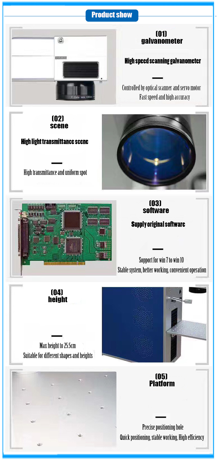 750 laser printing machine laser back cover seperating machine phone repair (3)
