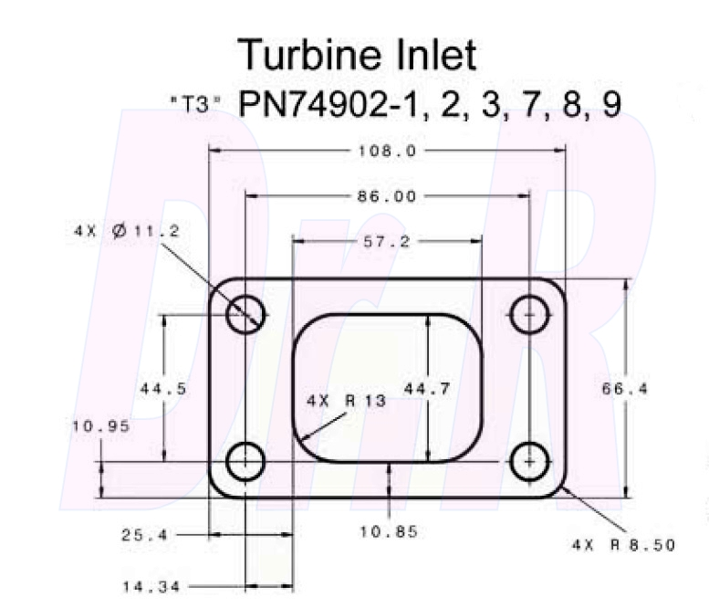 8037121 garrett gt30 turbo gtx30 turbocharger garrett t3 t4 divided  optional housing turbo garrett turbo parts high performance