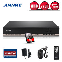 ANNKE 8-КАНАЛЬНЫЙ 720 P HD HDMI H.264 DVR Цифровой Видеорегистратор для Системы ВИДЕОНАБЛЮДЕНИЯ Безопасности с 1 ТБ