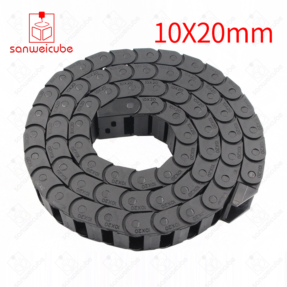 transmission-chains-10-20-mm-1m-plastic-drag-chain-non-opening-towline-transmission-l1000mm-for-cnc-router-machine-tools
