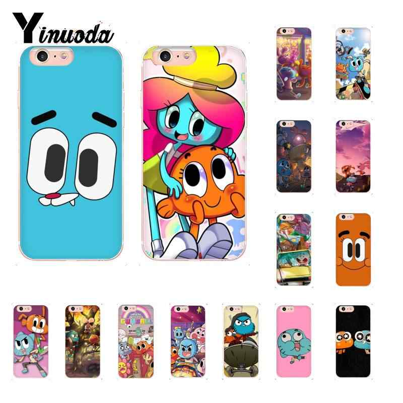 The Amazing World of Gumball 2 iphone case
