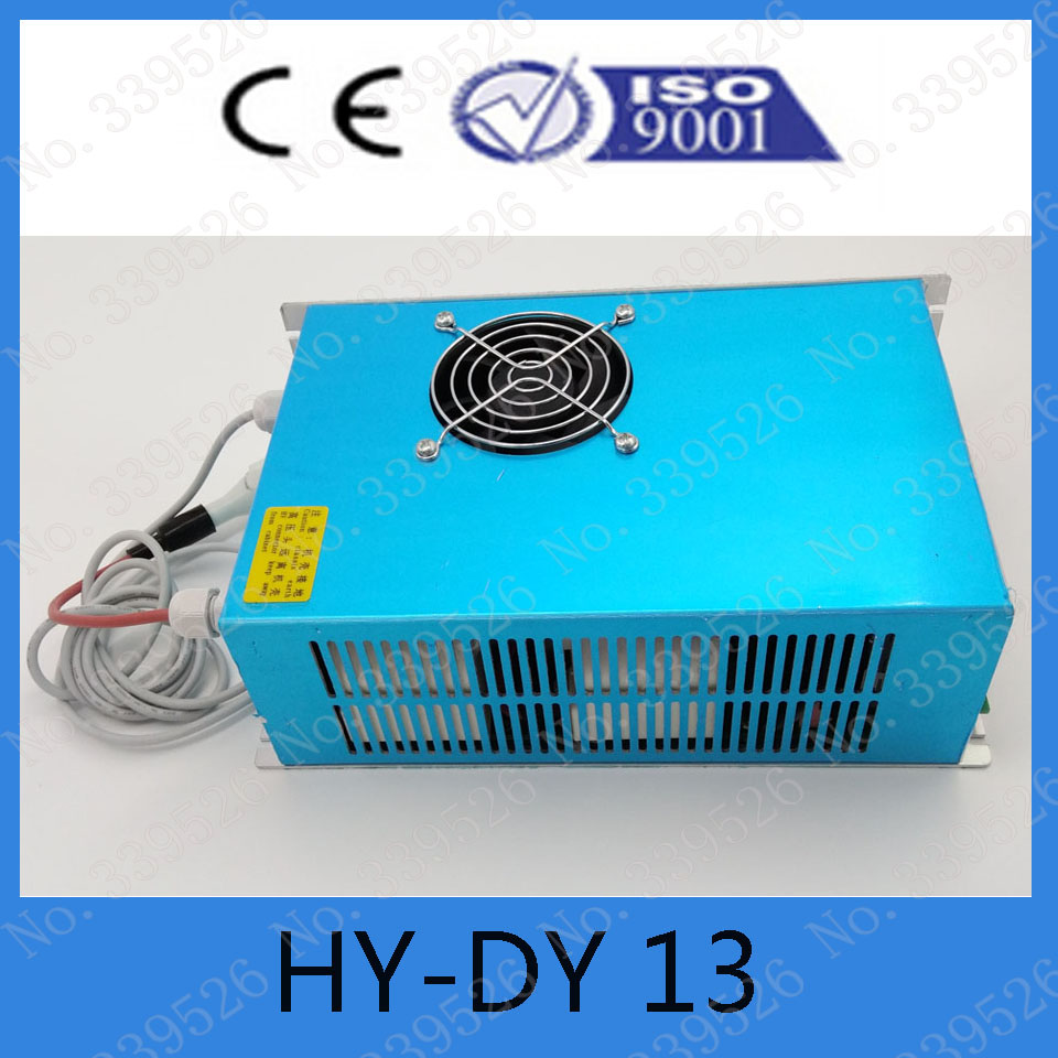 laser cut DY13 100w co2 laser power source for reci tube and laser engraving &cutting machine