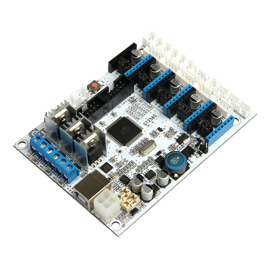 Geeetech New Version GT2560 3D printer controller board Power Than Mega2560 Ultimaker and Ramps 1 4