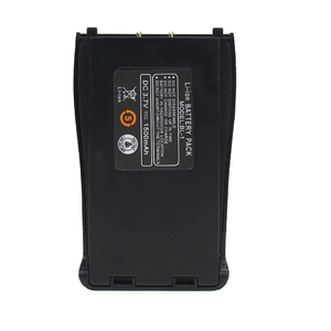 Image 2 - Original baofeng 888 s walkie talkie bateria BL 1 1500 mah 3.7 v li ion bateria para baofeng BF 777S retevis h777 BF 666S BF C1