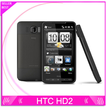 T8585 Original HTC Touch HD2 T8585 HTC Leo 100 GPS WIFI 3G 5MP 4.3''TouchScreen Cell Phone Free Shipping