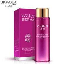 BIOAQUA Black Chrysanthemum Essence Toner Oil Control Moisturizing Whitening Repair Damaged Skin Hyaluronic Acid Liquid 120ml