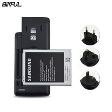 Battery Charger For Samsung Galaxy Grand Prime J3/J5/J7 2016 Smartphone Mobile Phone USB Charging EU/UK/US/AU Plug Led Charge(China)