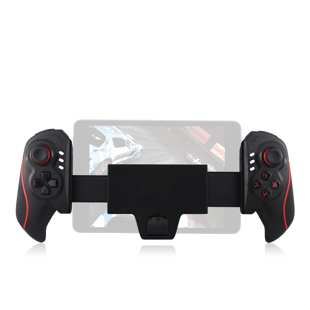 100% originalBTC-938 inalámbrico Bluetooth GamePad joystick para Android IOS Apple teléfono móvil elegante/Tablets PC