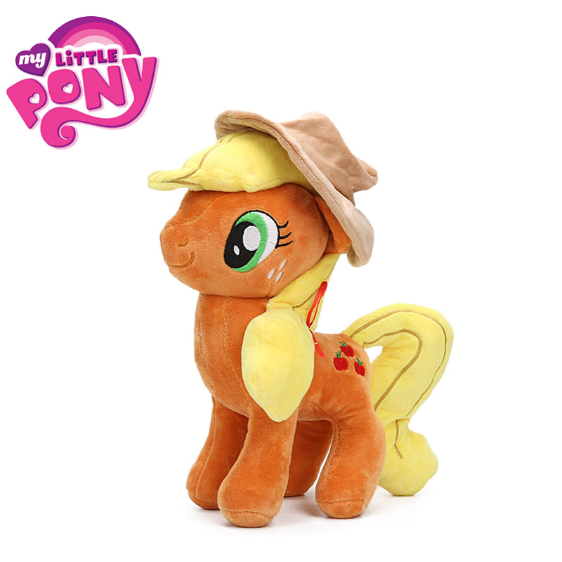 20-35cm My Little Pony Toys Friendship Is Magic Princess Cadence Pinkie Fluttershy Rarity Discord Pony Plush Stuffed Dolls