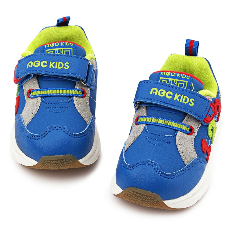 Kids Boys Shoes Breathable Running Sports Shoes Children Casual Sneakers Autumn Anti-slip Rubber Sole Child Casual Shoes