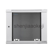 WM6409 Cold rolled steel 9U Wall Cabinet Wall mounted exchange Cabinet Network Cabinets 1pc