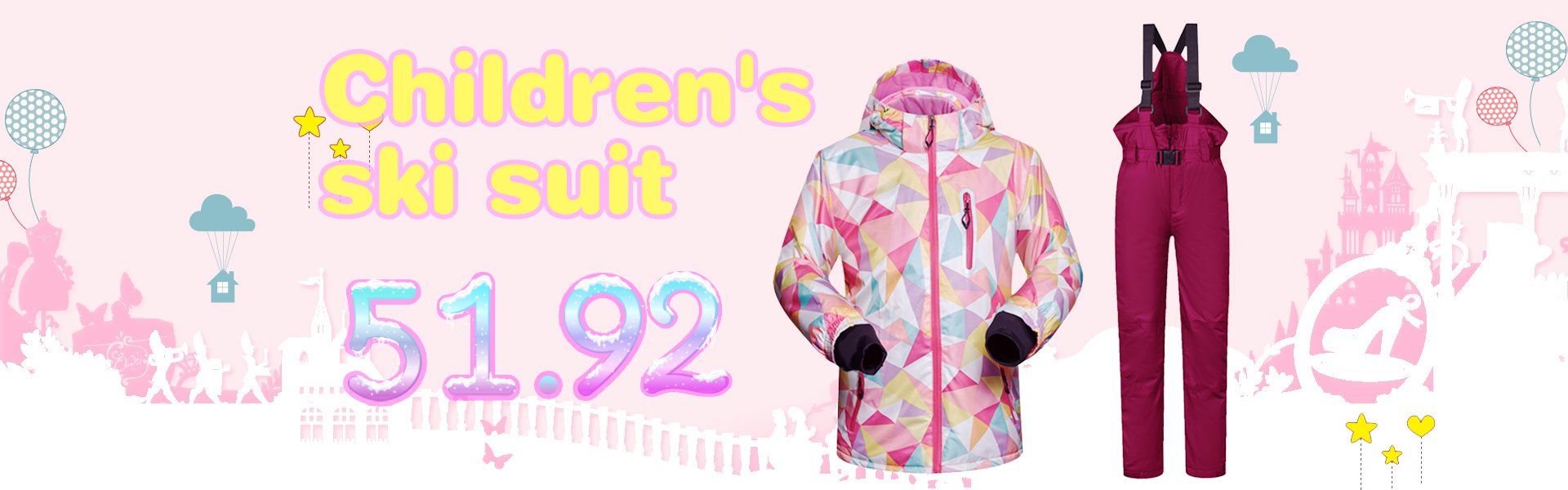 1130acdca Ski Suit Children s Brands 2018 High Quality Skiwear Windproof ...
