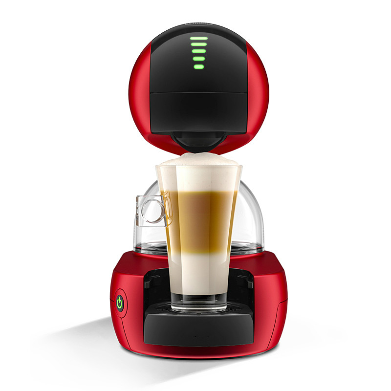 commercial automatic capsule coffee maker machine