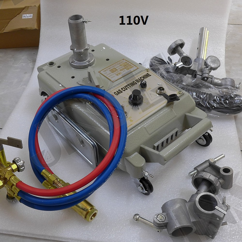 110V Torch Track Burner CG1 Gas Cutting machine Cutter With Pronane Nozzle welding machine parts cooktop parts 2x2cm gas burner parts copper small fire cover