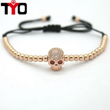 Popular Rose Gold Head Chain JewelryBuy Cheap Rose Gold Head