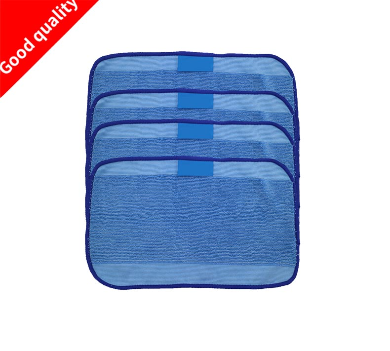 3 pieces/pack mop cloth blue wet mop pad for iRobot Braava 380 380t 320 321 mint 5200C 5200 4200 4205 Robot vacuum cleaner parts 10pcs lot high quality microfiber wet mopping cloths for irobot braava 321 380 320 380t mint 5200c 5200 4200 4205 robot
