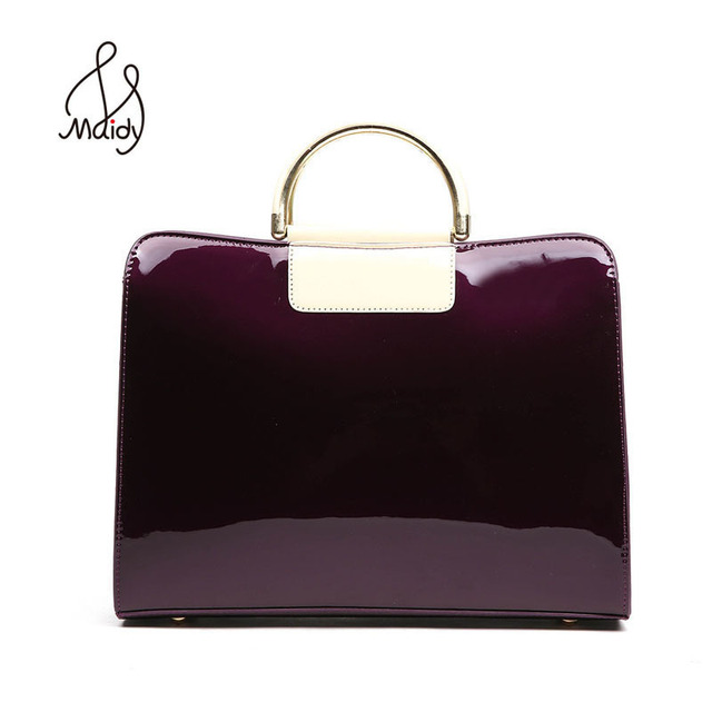 Red Patent Leather Handbags Shoulder Bag Satchel Handbag Saffiano Tote Bags Jelly Luxury Brand Famous Black