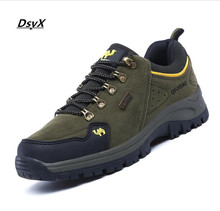 Recreational Off Road Travel Non Slip Casual Shoes Men  Breathable Walking Climbing Brand Outdoor Shoes