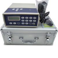 High end 1 ion cleaning detox machine, foot detoxification spa, foot bath ion feet spa