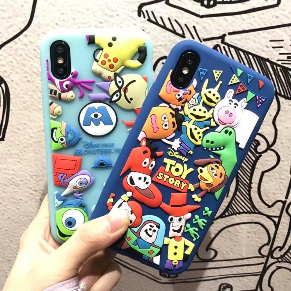 coque iphone 7 disney stitch silicone