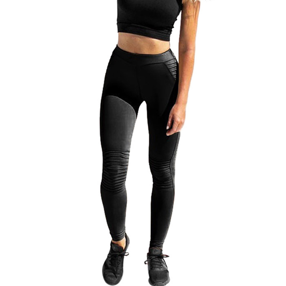 db56ac2ff0 Womens Fashion Athletic Yoga Pants High Waist Fitness Running Workout  Leggings Women Tights & Leggings