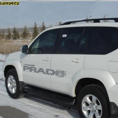 Luhuezu 3M Car Body Sticker Land Cruiser Prado Name For Toyota Land Cruiser Prado LC120 2003