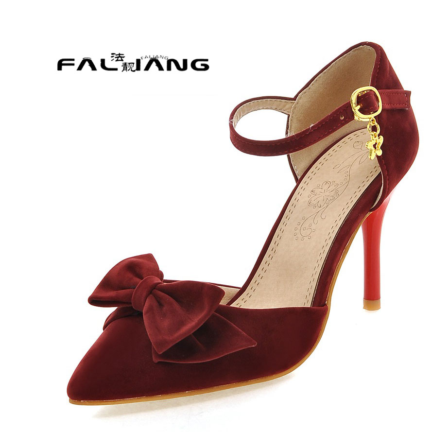 ФОТО Big Size 11 12 13 14 15 16 17  Waterproof and Taiwan Fine with the women's shoes extreme high heels pumps woman for women