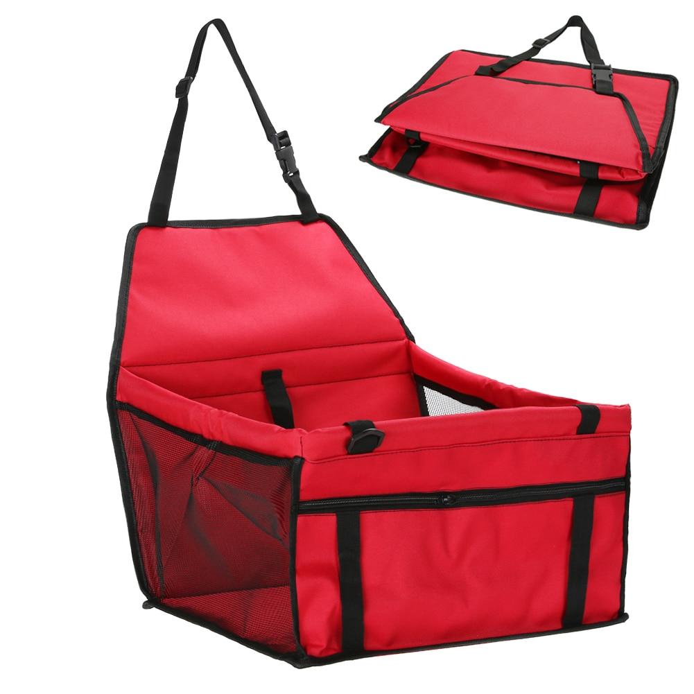 1Pc Comfortable Pet Carrier Car Seat