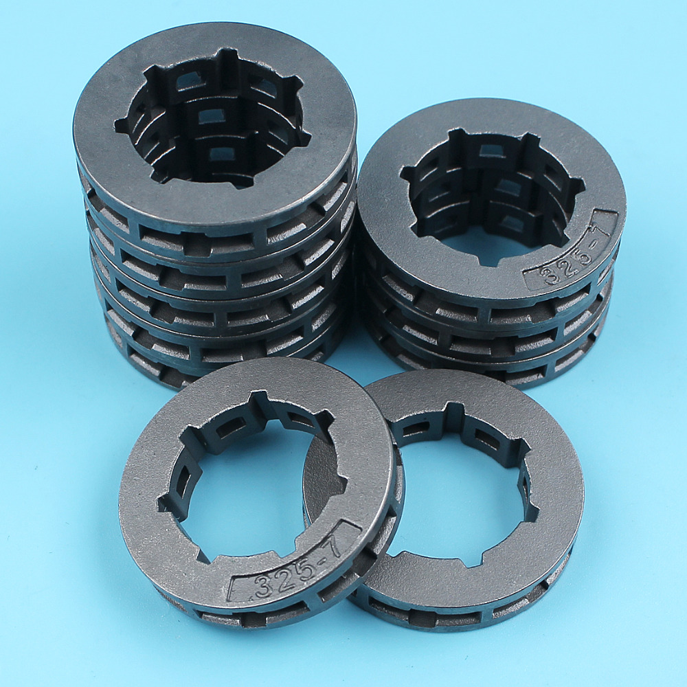 10 X .325 7T Rim Sprocket For Stihl 017 018 024 026 MS260 MS261 039 034 036 MS250 MS260 MS290 MS390 MS310 MS270 MS280 Chainsaw
