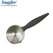 Stainless steel Mini Coffee Machine Turkey Coffee Maker Travel portable Electrical Coffee Pot Kettle for Gift Sonifer