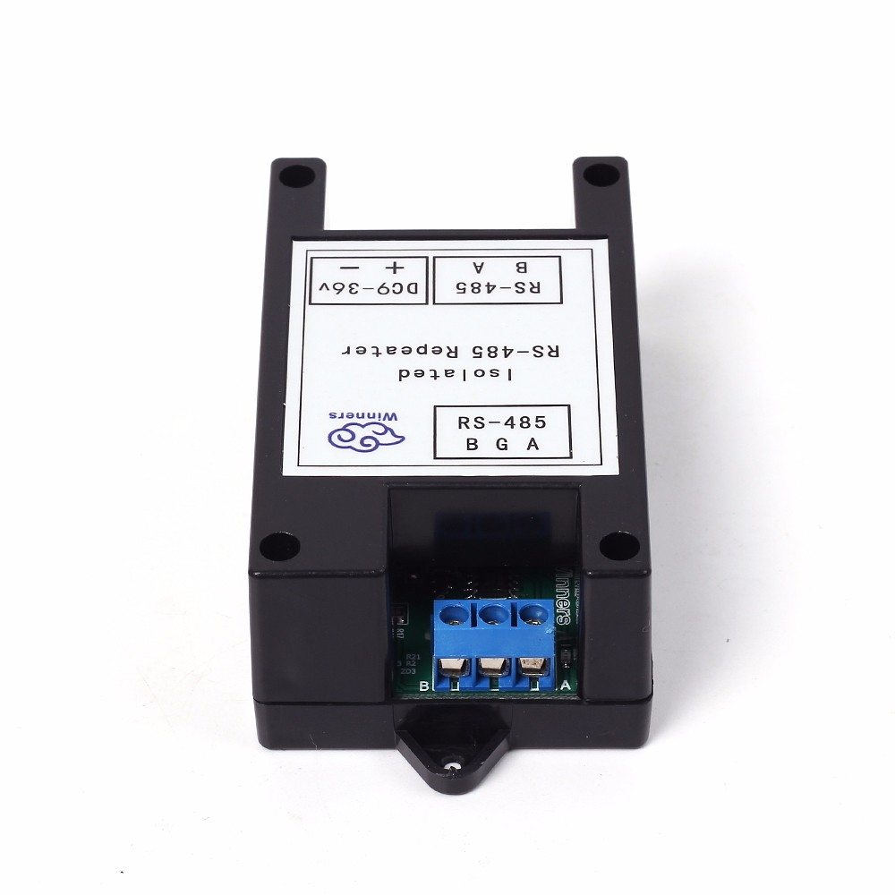 Image 4 - Signal Booster RS485 Signal Repeater Amplifier Signal Booster Amplifier RS485 Repeater Isolator Distance Extenderrs485extenderextender repeater -